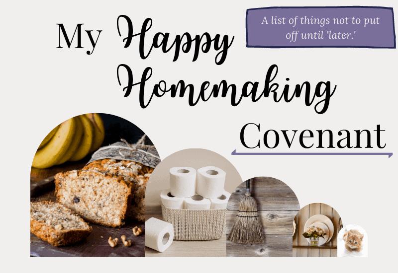 homemaking covenant thumbnail