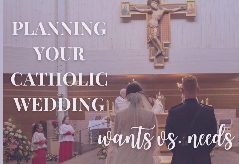 planning your catholic wedding